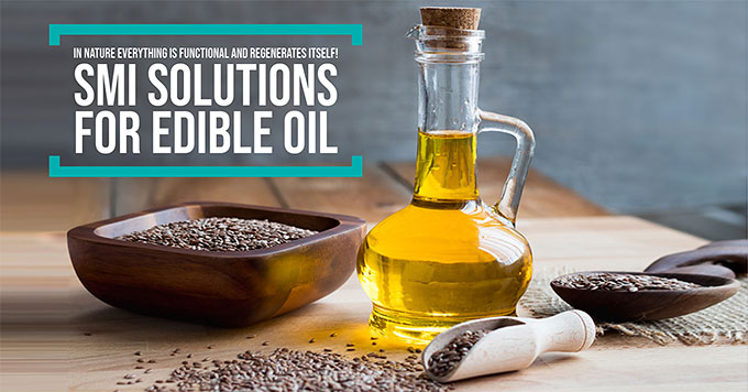 rPET solutions for the edible oil market