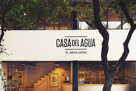 México: Casa Del Agua
