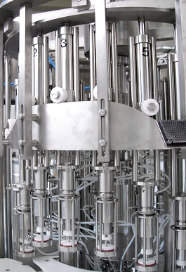 RLF - Recirculation filling system