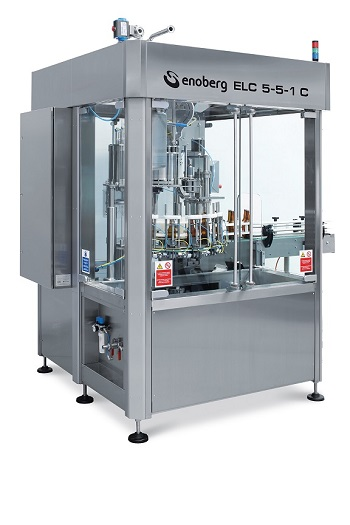 ELC - Electro-pneumatic counter-pressure level filling system